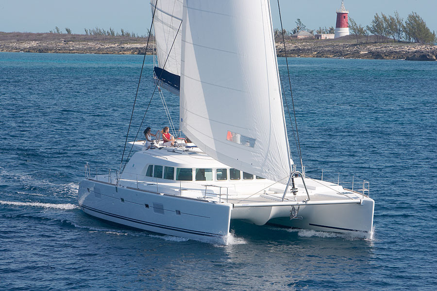 NEW Catamaran Lagoon 500 In the Canary and Balearic Islands!